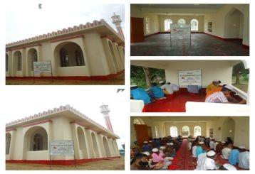 مسجد 74 متر- 123 مصل