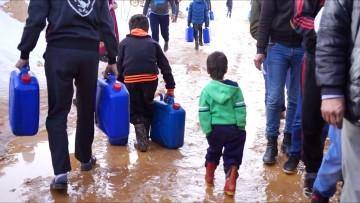 إغاثة اللاجئين