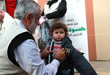 الإغاثة العاجلة للشعب السوري