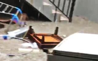 مساعدات الأسر المتعففة المتضررة من الأمطار
