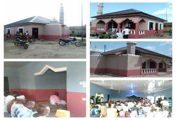 مسجد 150 متر- 250 مصل