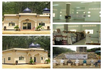 مسجد 80 متر- 133 مصل